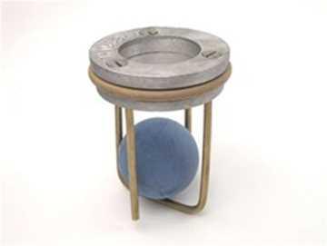 TH kontraventil  til 100 mm afløbsskål - koncentrisk
