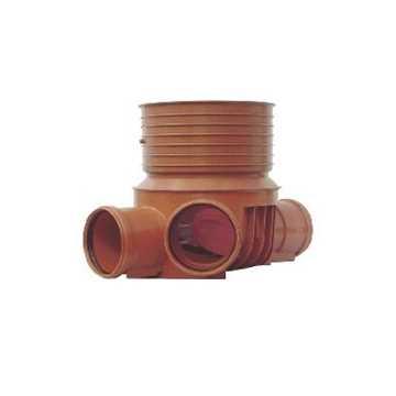 Rense- og inspektionsbrønd PP 160 x 315 mm - type 3