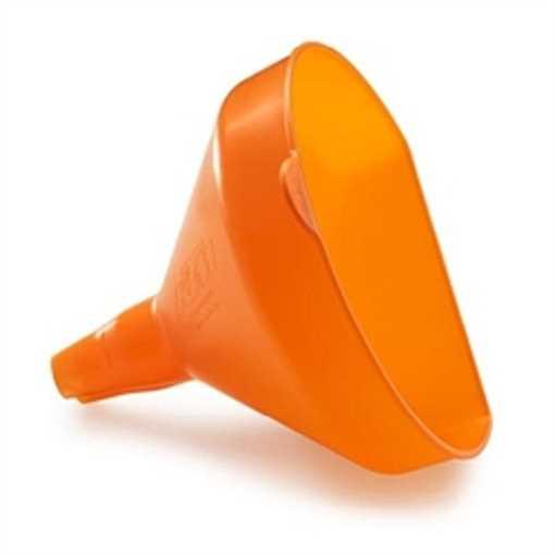 Orange tragt